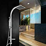 Duschset Regendusche Duscharmatur Duschsystem komplett...
